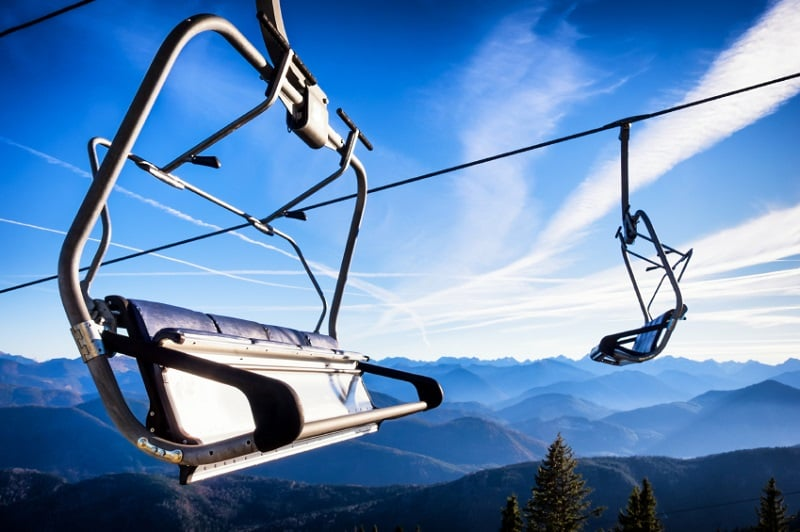 Onde esquiar na Alemanha