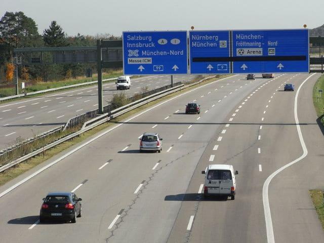 Como ir de Berlim a Munique dirigindo
