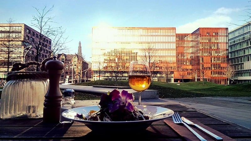 Restaurante Hafenhunger em Hamburgo