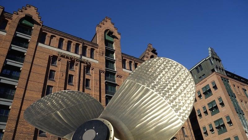 Museu Internacional Marítimo de Hamburgo