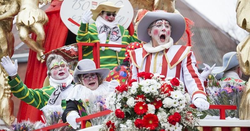 Carnaval em Berlim