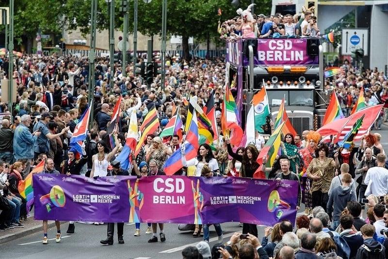 Christopher Street Day em Berlim