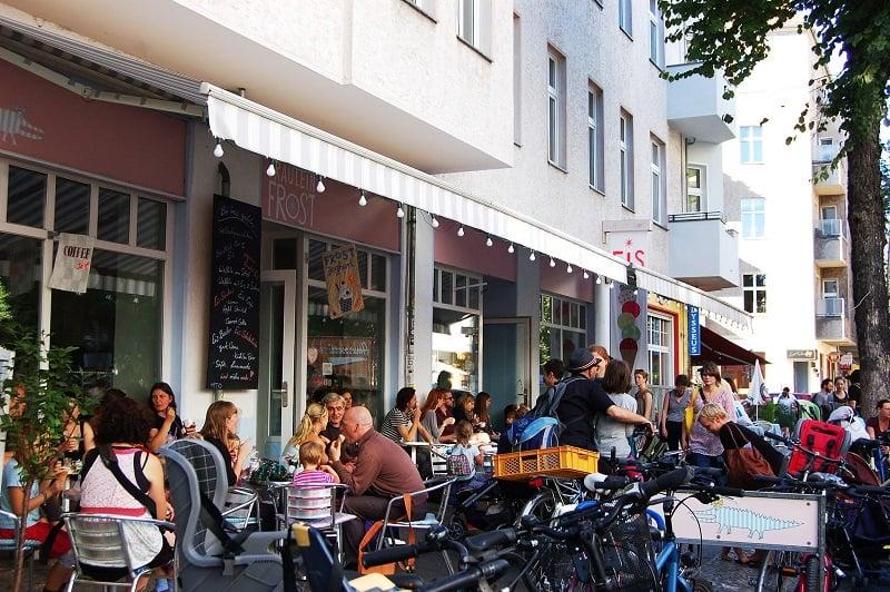 Lugares para tomar sorvete em Berlim