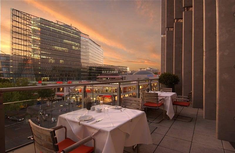 Restaurante em Berlim
