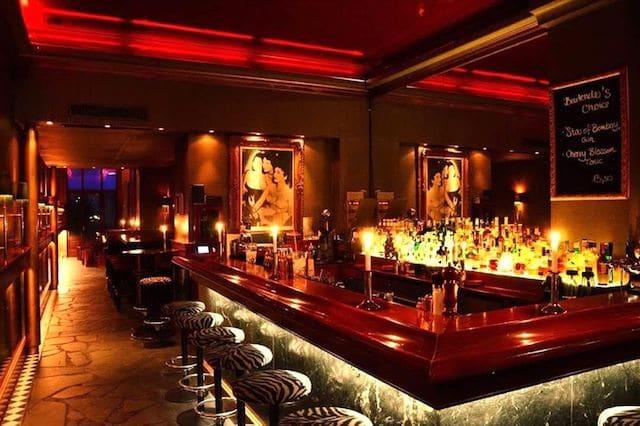 Bar Rosebud em Colônia