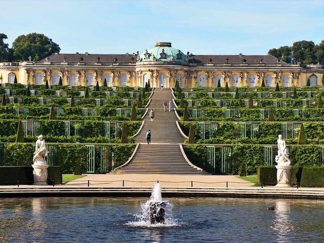 Excursão por Potsdam em Berlim