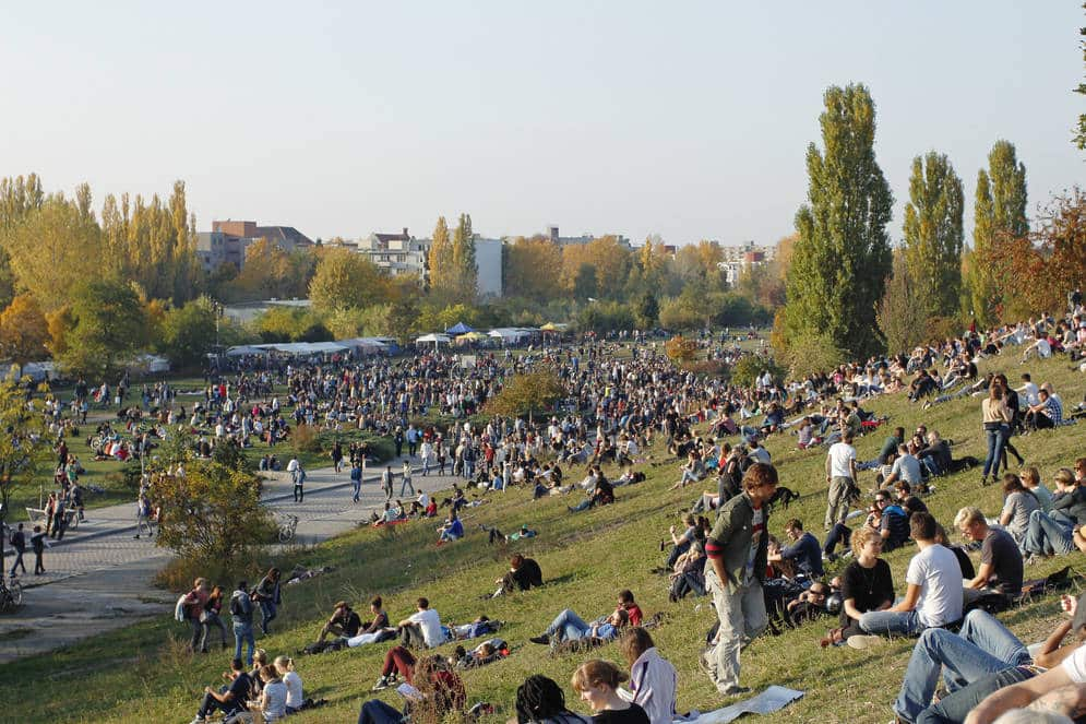 Prenzlauer Berg em Berlim