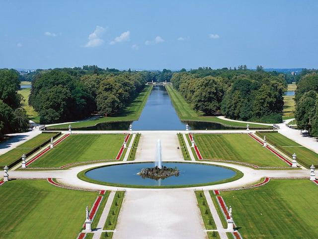 Jardins do Palácio de Nymphenburg