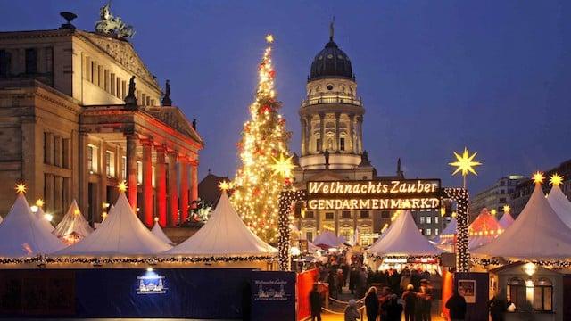 Mercado de Natal WeihnachtsZauber no Gendarmenmarkt