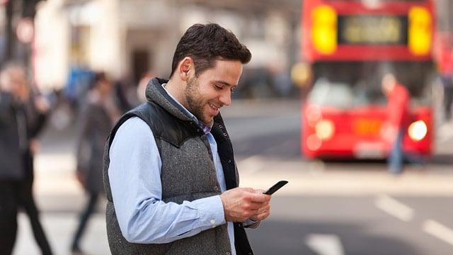 Benefícios de poder usar a Internet do celular