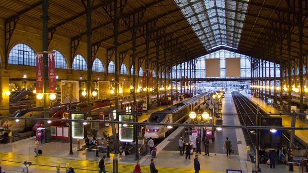 Estação Paris Nord