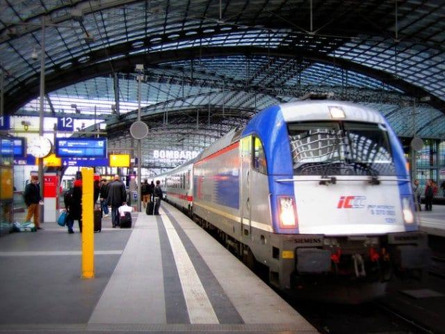 Onde comprar passagens de trem para a Alemanha
