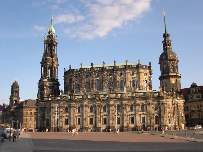 Catedral de Dresden