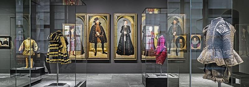 Museu Rüstkammer em Dresden
