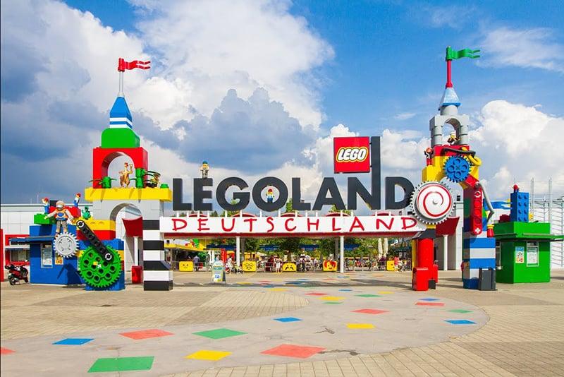 Parque da Lego na Alemanha - Legoland Deutschland