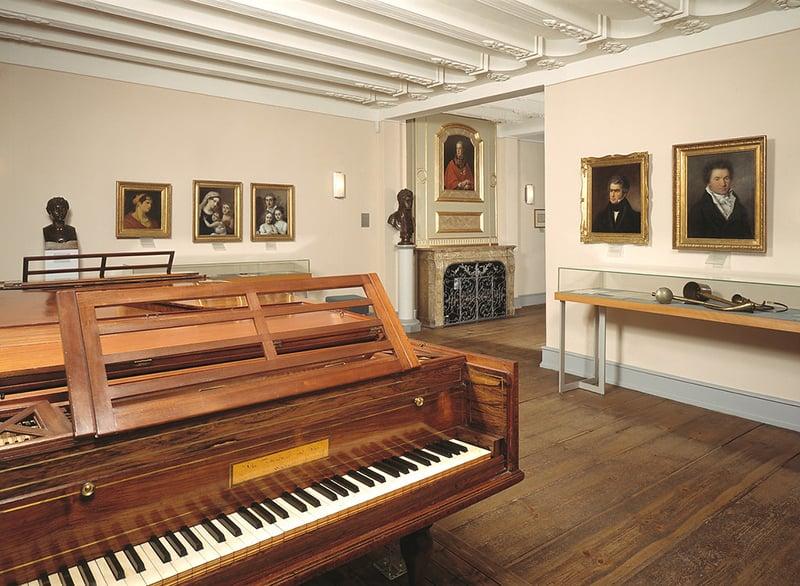 Beethoven Haus em Bonn