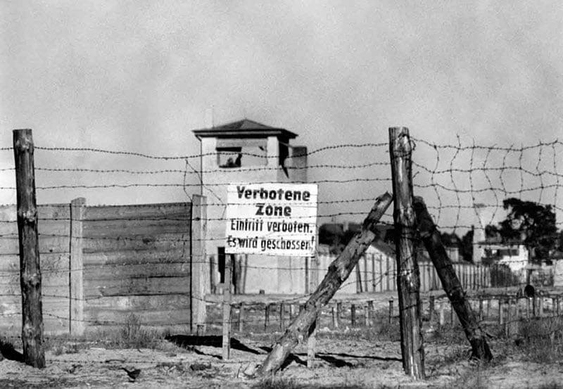 História do campo de concentração Sachsenhausen