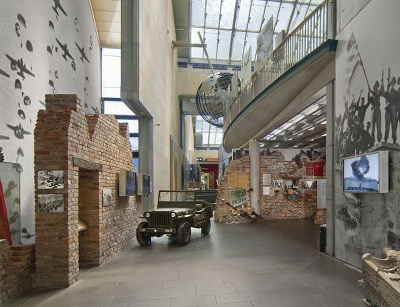 Casa da História em Bonn