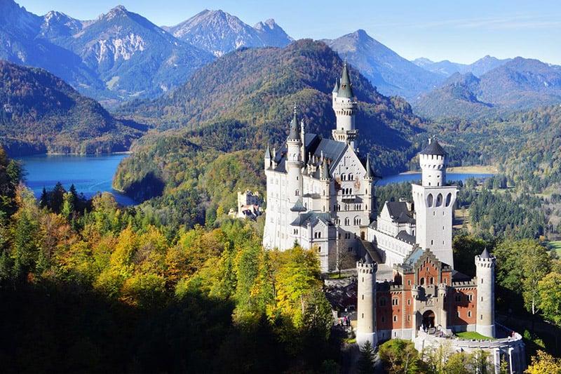 Visita ao Castelo Neuschwanstein