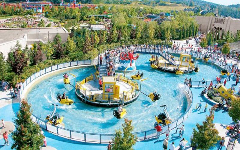 Hotel Legoland na Alemanha