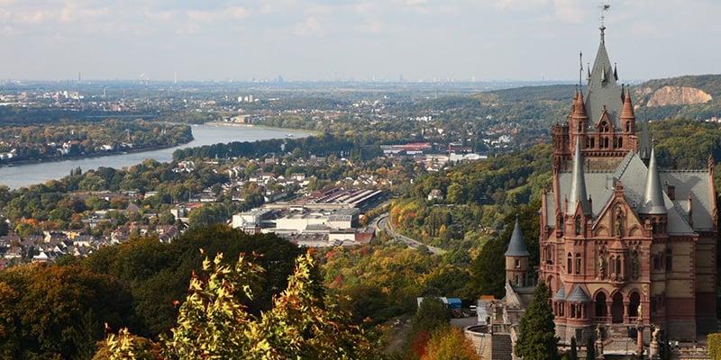 Melhores lugares para conhecer em Bonn