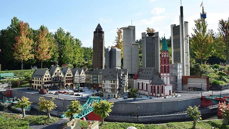 Ingressos para o Parque da Lego na Alemanha