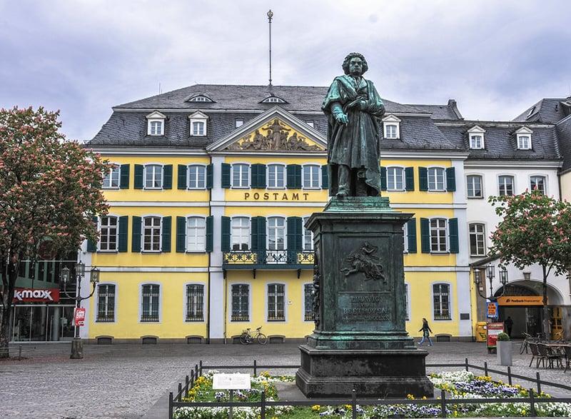 Münsterplatz em Bonn