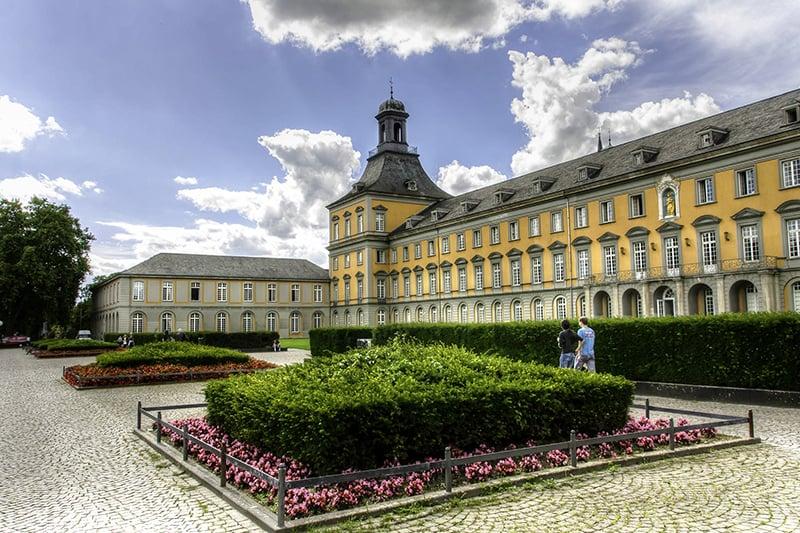 Palácio de Poppelsdorf em Bonn