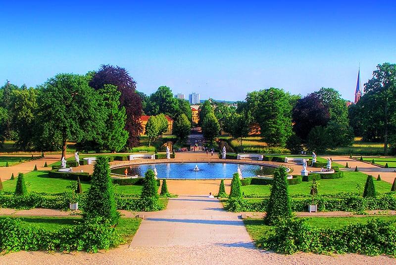 Potsdam na Alemanha