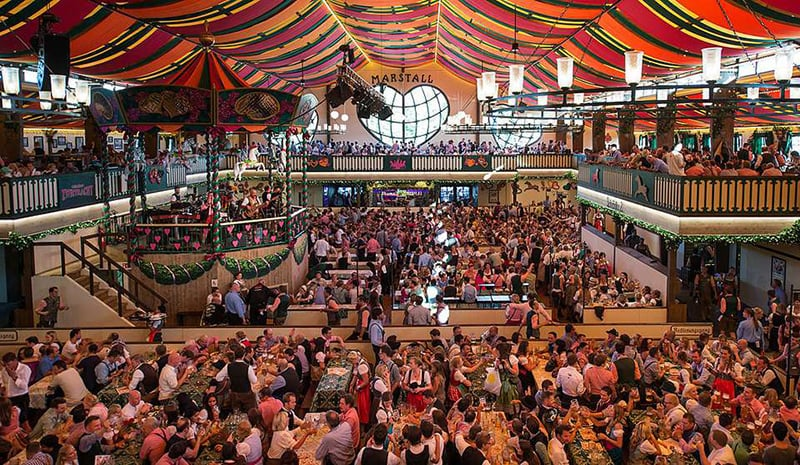 Quando e onde acontece a Oktoberfest na Alemanha