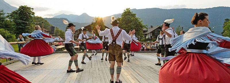 Tradições da Oktoberfest na Alemanha