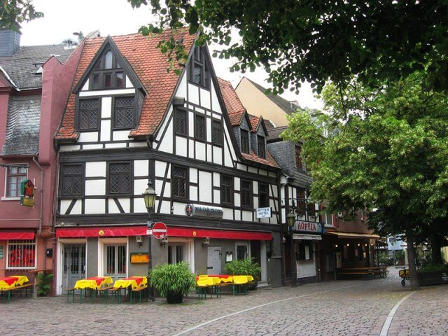 Tour panorâmico por Frankfurt