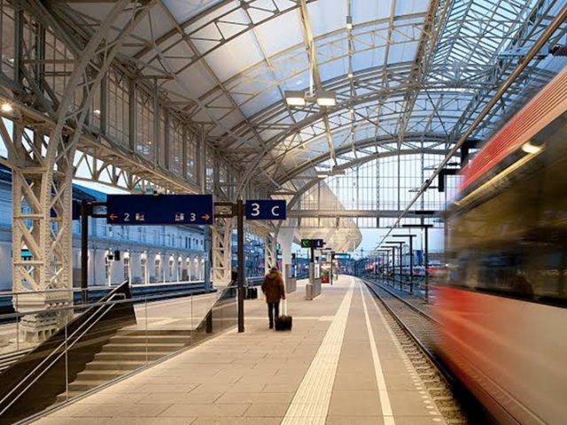 Excursão a Salzburgo de trem