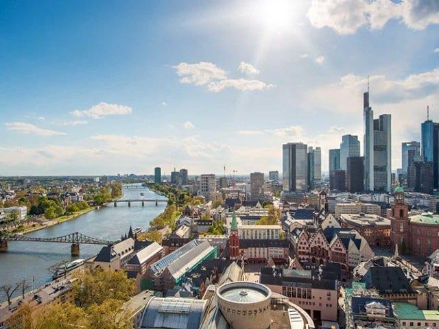 Rhein Main Card em Frankfurt
