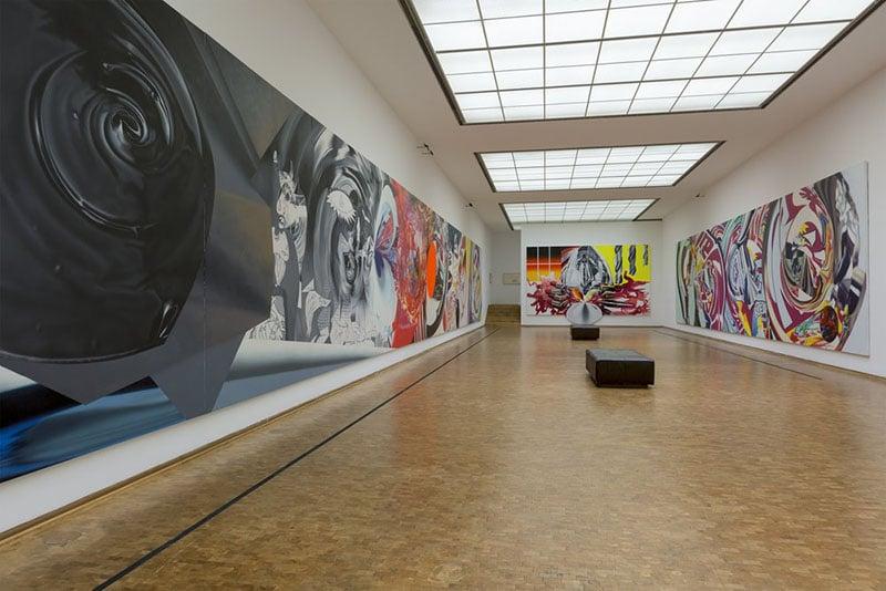 Museu de Arte Ludwig em Colônia