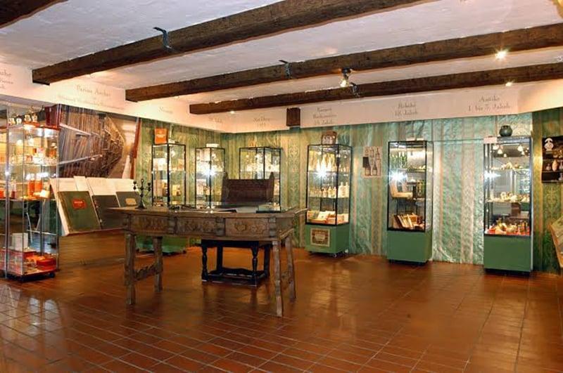 Museu do Perfume em Colônia