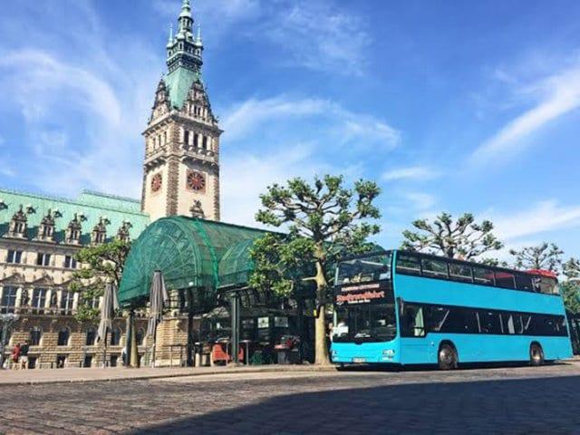 Ônibus turístico de Hamburgo