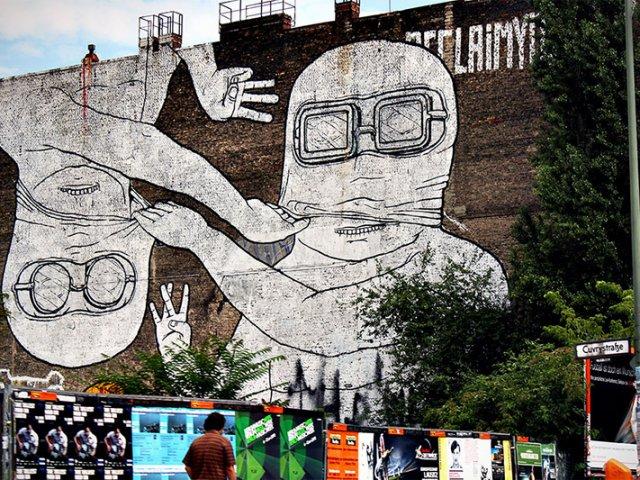 Tour alternativo por Berlim