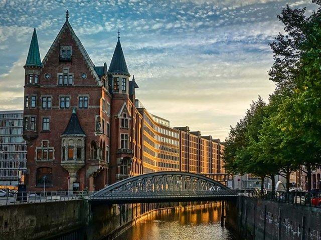 O que é preciso para viajar para Hamburgo