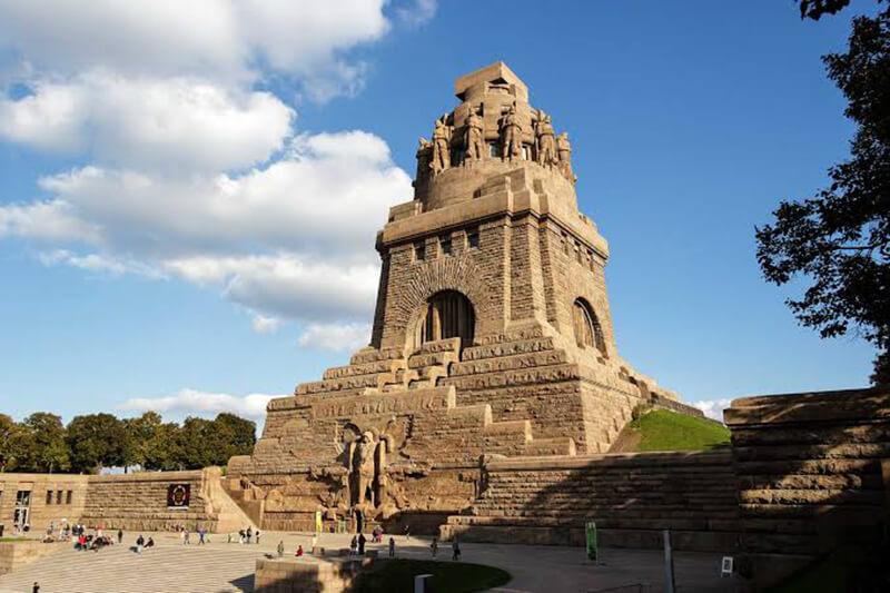 Monumento da Batalha das Nações em Leipzig