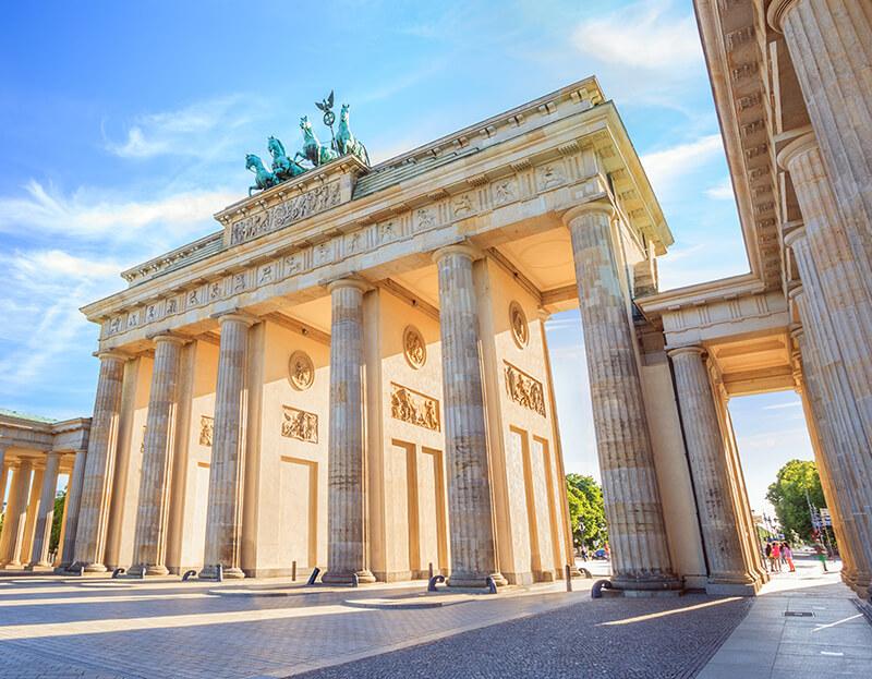Remessas internacionais para Berlim e Alemanha