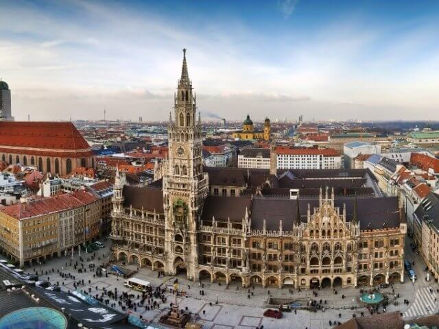 Como transferir dinheiro para Munique
