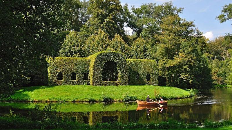 Parque Bürgerpark em Bremen
