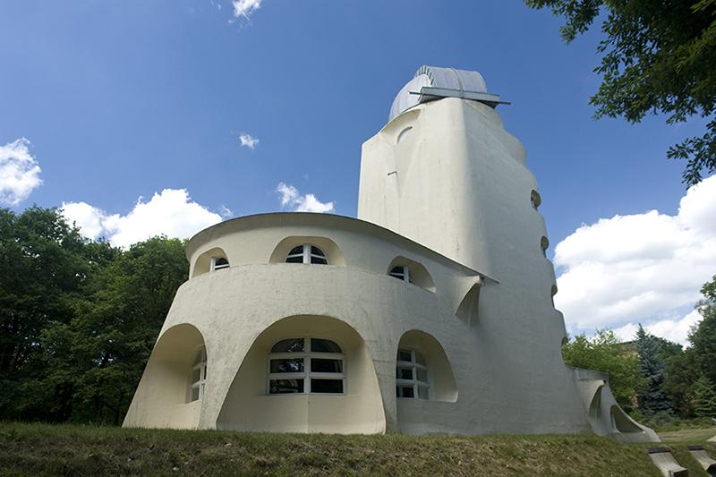 Casa de Einstein em Potsdam