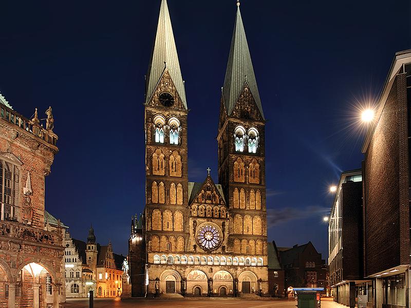 Catedral de São Pedro em Bremen