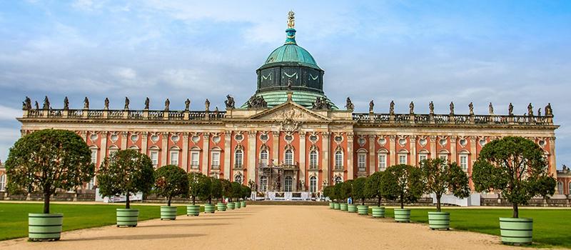 Cidade de Potsdam na Alemanha