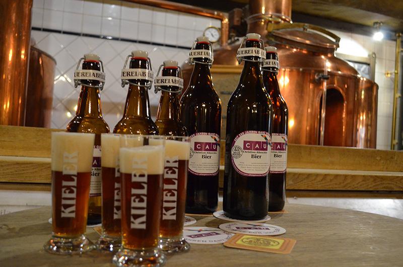 Kieler Brauerei em Kiel