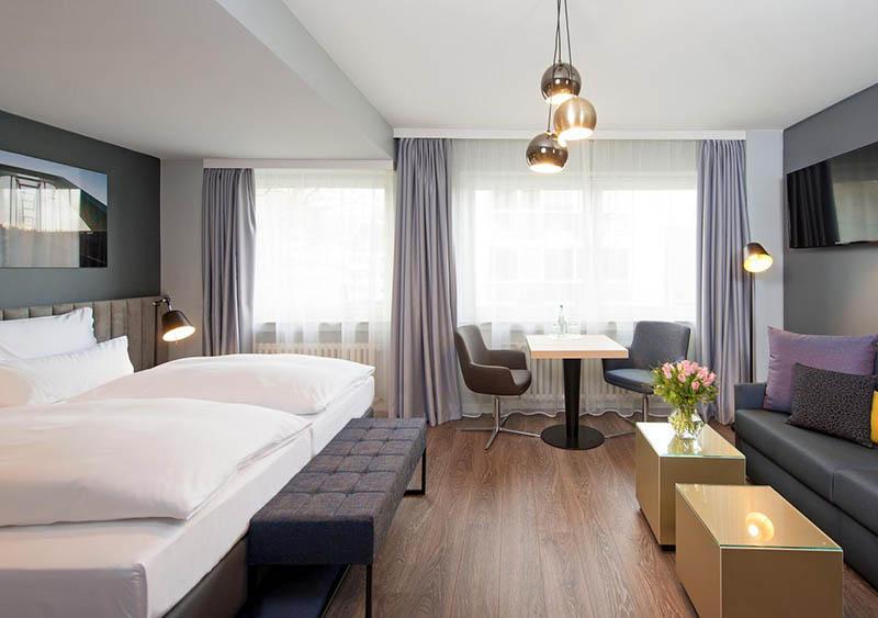 Dicas de hotéis em Colônia