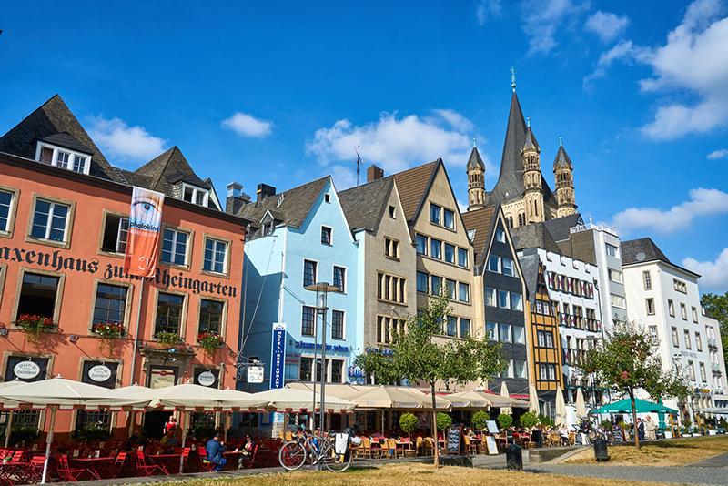 Verão em Colônia