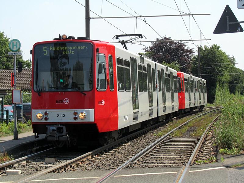 U-Bahn em Colônia